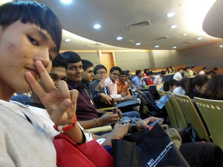 International Student Based Conference 2014